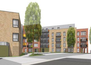 Winterstoke Road development in Bristol